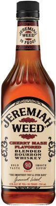 Jeremiah Weed Blended Bourbon Cherry Mash